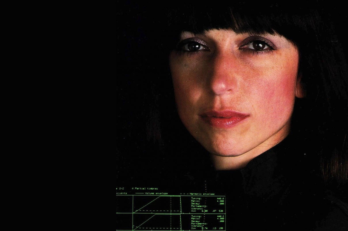 Suzanne Ciani pioneer of modular sounds and Grammy award nominated composer